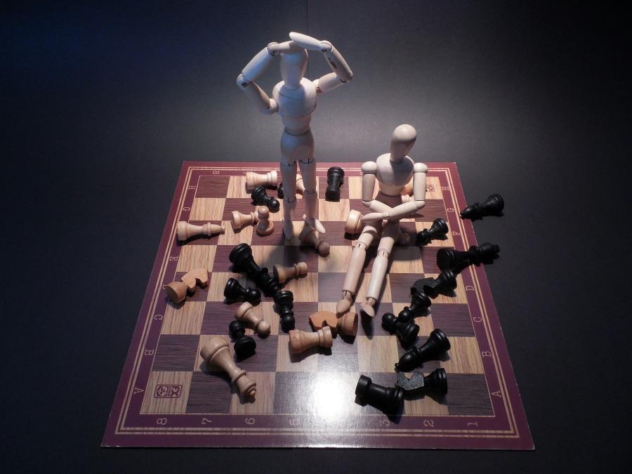 Failure - Chess Board